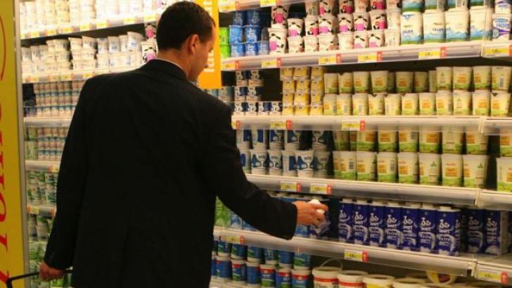 Vânzări în scădere pentru comercianții de lactate