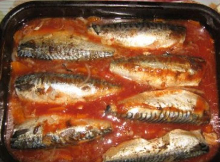 Cel mai bun peşte la cuptor! Gata în 15 minute!