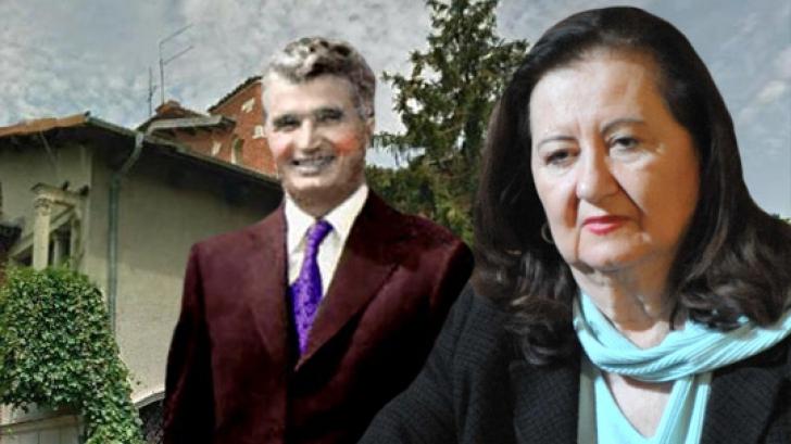 Mioara Roman, vecină cu şeful de cabinet al lui Ceauşescu