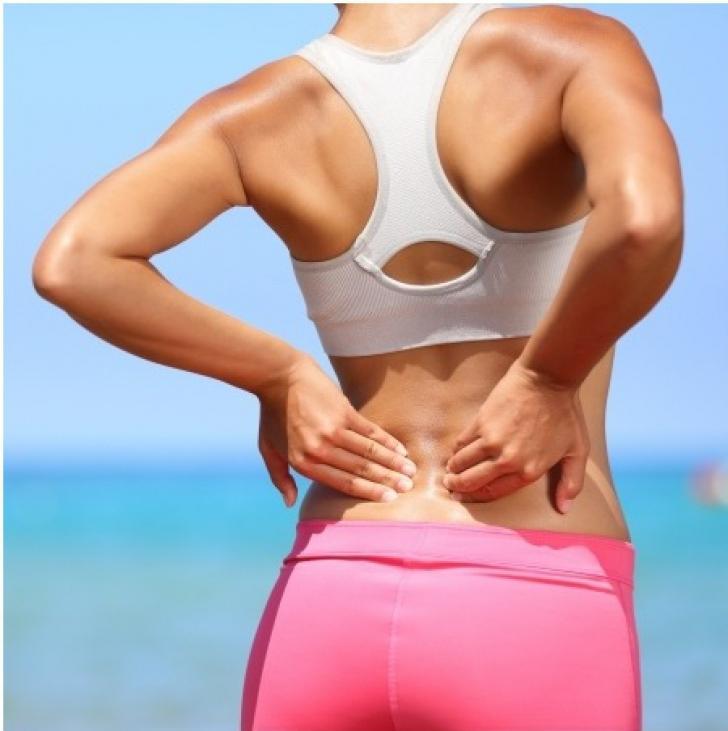 Ai dureri de spate? Vezi ce ar trebui sa faci! (P)