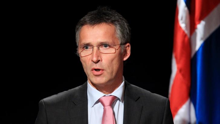 Jens Stoltenberg, secretarul general NATO, vizitează România