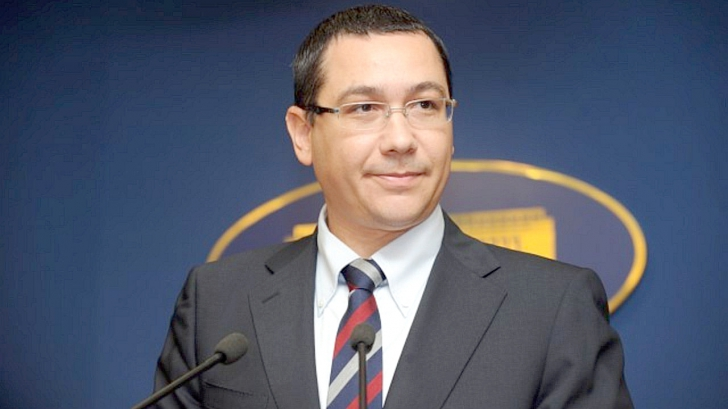 Camera Deputaţilor a respins articolul care îi permite lui Ponta să renunţe la titlul de doctor