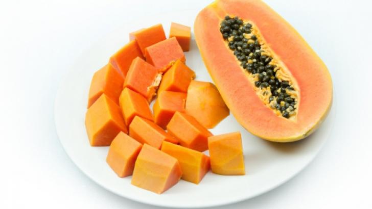 7 alimente mai bogate în vitamina C decât portocala