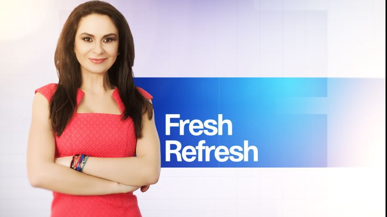 Fresh Refresh, cu Alexandra Păcuraru