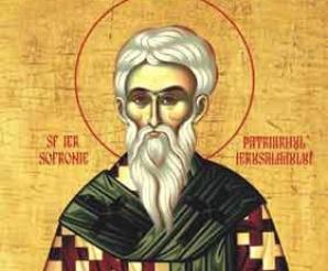 Sfântul Sofronie