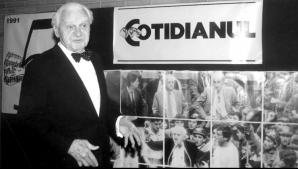 Ion Rațiu și ziarul pe care l-a fondat, Cotidianul