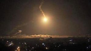 Raiduri aeriene saudite în Yemen