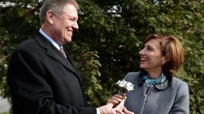 Klaus Iohannis și soția sa petrec un concediu în Madeira / Foto: Facebook.com