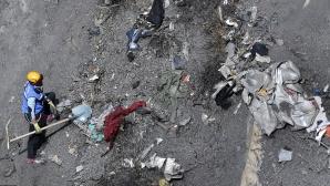 Avion prăbuşit în Franţa. 78 de victime au fost identificate