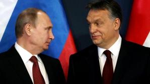 Prietenie strânsă între Rusia şi Ungaria