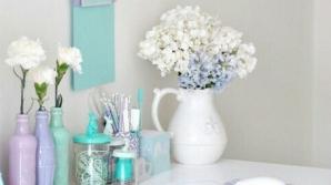 Florile din vază nu rezistă prea mult? Iată unde greşeşti