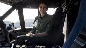 """Prima femeie care a pilotat un MIG-21 Lancer: """"Avionul nu ştie dacă eşti bărbat sau femeie"""""""
