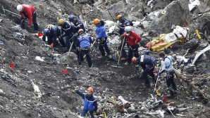 Avion prăbuşit în Franţa: Unele victime ar putea să nu fie identificate niciodată