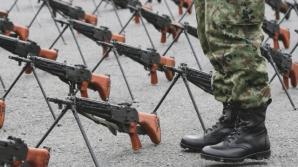 Premierul Ucrainei cere plasarea forţelor armate în stare de alertă