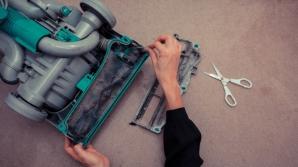 Cum să cureţi corect aspiratorul