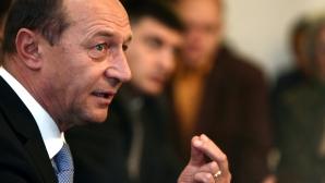 Traian Băsescu, urmărit penal pentru ameninţare, în dosarul Firea