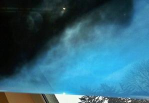 Macabru! Un medic s-a uitat la soare prin radiografia unui bolnav de cancer pentru a vedea eclipsa / Foto: stiridecluj.ro