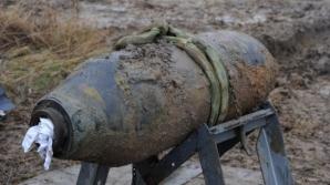 Au descoperit o bombă de o tonă: 20.000 de oameni au fost evacuaţi
