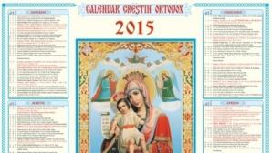 Ce sfinţi sunt pomeniţiu astăzi în calendarul creştin ortodox