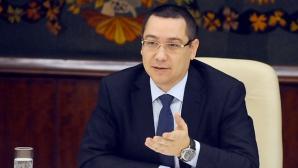 Ponta, despre mutarea lui Băsescu la Scroviștea: N-a trecut așa ceva prin Guvern