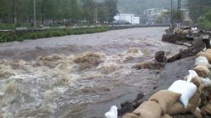"""Casa Memorială """"Iuliu Maniu"""" din Bădăcin, afectată de indundaţii"""