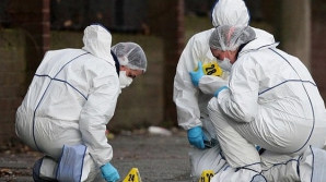 Perete prăbuşit peste muncitori, în Călăraşi: un mort