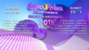 EUROVISION 2015 ROMANIA