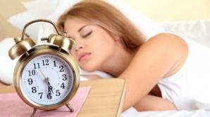 Cum să adormi într-un minut