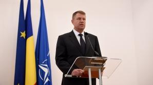 Iohannis: După ani de dezamăgiri și nereușite, vom construi o Românie din care să nu mai plecăm