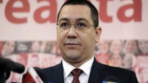 Ponta: Parlamentarii PSD nu se vor opune propunerii făcute de președinte pentru conducerea SRI