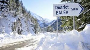 Risc însemnat de avalanșă la Bâlea Lac și zăpadă de peste 2 metri