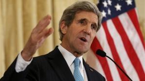 Kerry: Au fost făcute progrese substanţiale în a ne asigura că Iranul nu va dezvolta arme nucleare