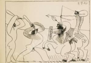 Picasso, la prețuri relativ mici