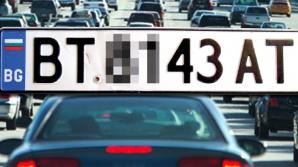 Atenţie! Dispar maşinile înmatriculate în Bulgaria