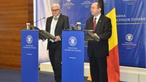 Ministrul german de Externe:Sper ca strategia pentru rromi a Guvernului României să fie implementată