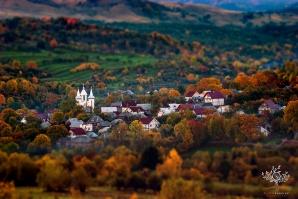 Peisaje minunate din Transilvania