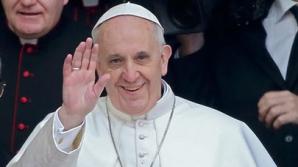 Imagini uluitoare! Papa Francisc, minune în Postul Paştelui. Miracolul care i-a uluit pe credincioşi