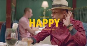 Happy, melodia anului 2014
