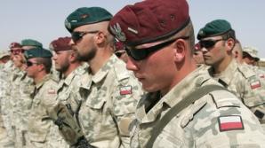 Polonezii se înrolează în detașamente de voluntari pentru a-și apăra țara