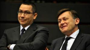 Ponta: Mi-e dor de Crin. Replica lui Antonescu: E un sentimental. Genul lui se descurcă mai greu
