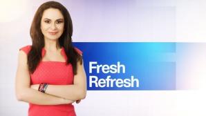 Fresh Refresh cu Alexandra Păcuraru