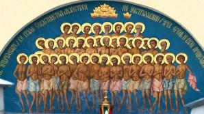 Sfinţii 40 de mucenici alungă zilele Babelor