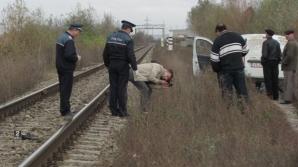 Sinucidere şocantă la Cluj. Un bărbat s-a aruncat în fața trenului