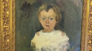 Primele imagini cu tablourile lui Darius Vâlcov