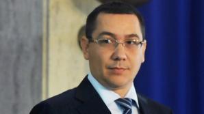 Ponta: Orice oficial politic e primit cu onoruri de partenerii strategici din respect pentru Armată