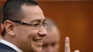 Ponta, în faţa instanţei, pentru a fi audiat în dosarul Referendumului