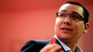 Ponta: Vreau să arătăm foarte clar demagogia moțiunii pe fonduri europene
