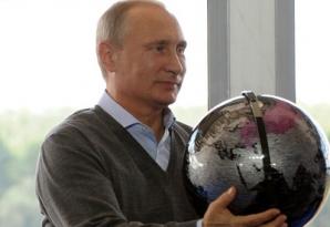 Sărmanul Vladimir Putin: nu are decât 100 de mii de dolari, potrivit declaraţiei sale de avere