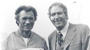 Gregory Walcott şi Clint Eastwood