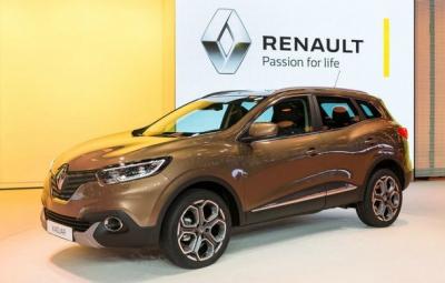 Noul Duster, Renault Kadjar, fotografii de colecţie cu toate SUV-urile de la Geneva